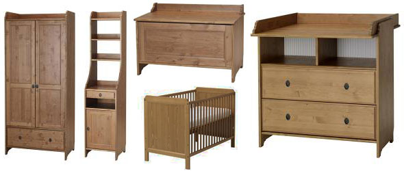 ikea chambre bebe bois solutions pour la d coration int rieure de votre maison. Black Bedroom Furniture Sets. Home Design Ideas